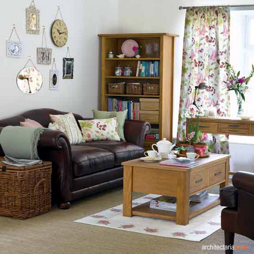 interior ruang keluarga bergaya vintage & Pengertian dan Ciri-ciri Furnitur yang Bergaya Vintage | PT ...