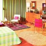 Tips Mendekorasi Interior Rumah Bergaya Retro
