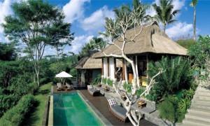 arsitektur gaya balai - villa 1