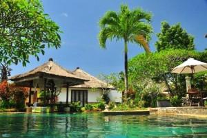 arsitektur gaya balai - villa 2