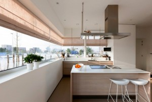 desain arsitektur casa ijburg - interior view 1