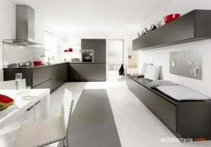 desain dapur modern yang bersih