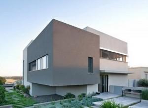 desain rumah box house