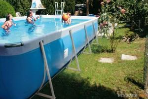 kolam renang portabel untuk anak-anak