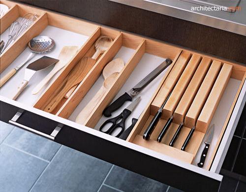 Anda hobi memasak perhatikan tips menata peralatan for Laci kitchen set