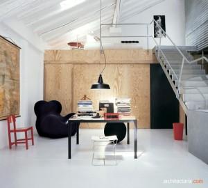 ruang tambahan dibawah atap (attic)