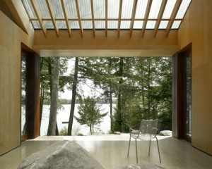 clear lake cottage - interior design view 2