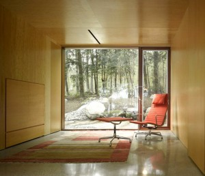 clear lake cottage - interior design view 3