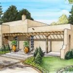 Rumah Adobe-Rumah Tradisional yang Banyak Ditemui di Amerika Wilayah Barat Daya