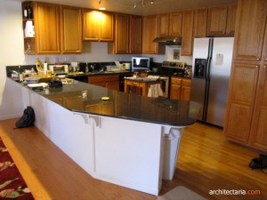 kitchen countertop 1