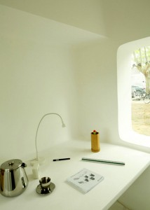 micro house - interior view 1