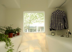 micro house - interior view 3