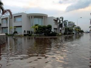 perumahan kebanjiran