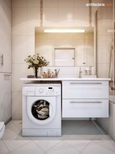 mesin cuci (wash machine)