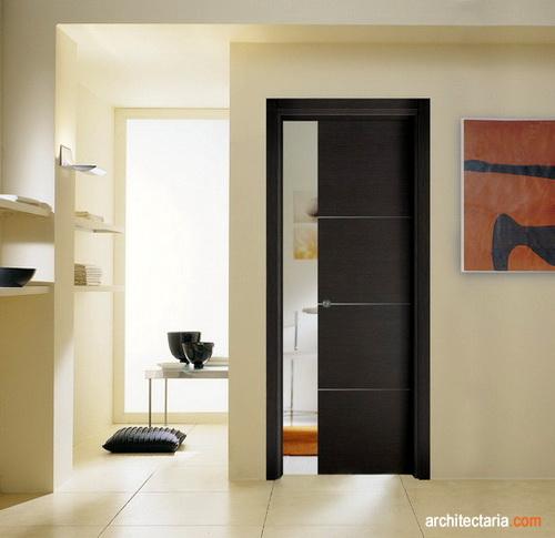 Gambar Arsitek: Menentukan Pintu Yang Sesuai Untuk Kamar Tidur