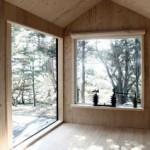 Desain Ernitage Kabin karya Septembre Studio, Paris