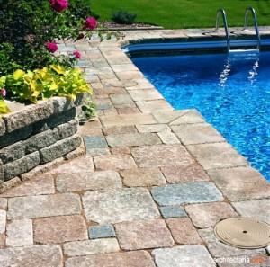 deck stone
