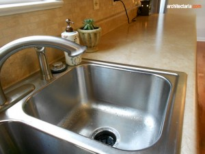 sink dapur