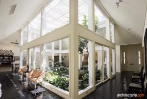 Enclosed Patio Atrium