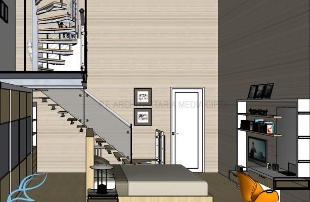 rumah bendungan hilir_interior_kamar utama1