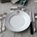 Menata Meja Makan ala Amerika
