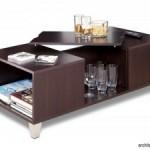 Memilih dan Menempatkan Coffee Table atau Meja Kopi Secara Tepat