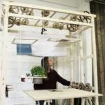 Desain Meja Kerja Unik dan Serba Guna 'CRANE-IT ' oleh Micaela Nardella