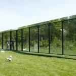 Review Desain Mirror House di Belanda karya Arsitek Johan Selbing dan Anouk Vogel
