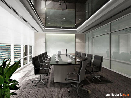 Menata Dan Mendesain Interior Ruang Meeting