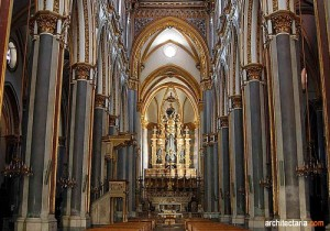 interior desain_gothic style1