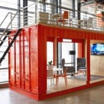 Desain Interior Kantor 99c yang Berlokasi di Cape Town Karya Inhouse Brand Architects