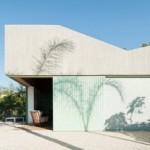 Casa Baladrar: Sebuah Rumah dari Beton dengan Konsep Open-plan Karya Langarita-Navarro
