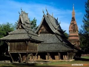 arsitektur thailand_1