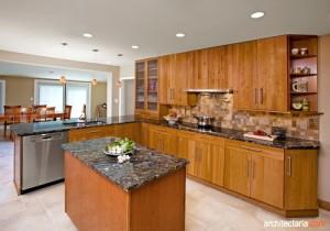 dapur setelah renovasi