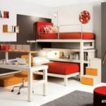 Mendesain dan Mendekorasi Kamar Anak Kembar (Twin Bedroom)