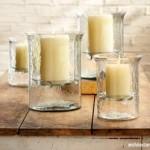 Candle holder Berbahan Gelas Kaca – Dekorasi Unik nan Minimalis
