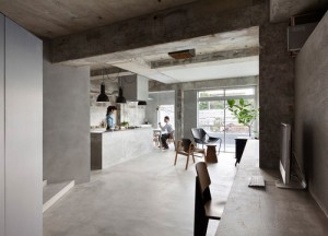 Concrete apartment_1