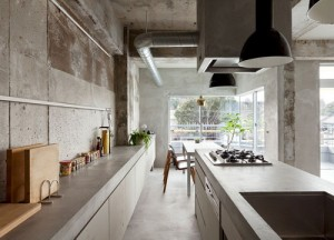 Concrete apartment_2