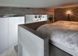 Concrete apartment_5