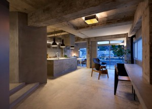 Concrete apartment_8