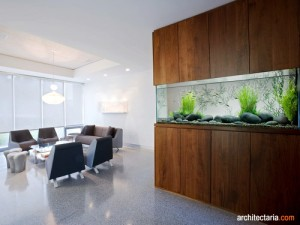 desain interior dengan modern aquarium_2