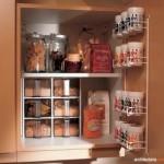 Menciptakan Area Penyimpanan yang Praktis di Dapur