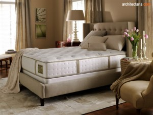 matras tempat tidur