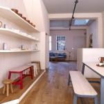 Desain Showroom untuk Produsen Kerajinan Another Country yang berlokasi di London