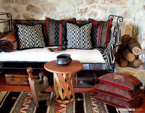 desain interior bergaya etnik_1 & Remodelling dan Re-dekorasi Minimalis untuk Rumah yang Bisa Kita ...