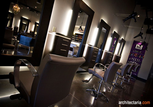 Desain Interior Salon Yang Atraktif Nan Memikat Pt