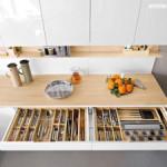 7 Cara Cerdas Menghemat Ruang di Dapur