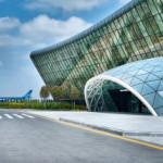 Desain Terminal di Bandara Internasional Tjep Heydar Aliyev di Azerbaijan yang Mewah dan Menawan karya Autoban