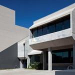 Desain Kantor Studio Arsitek Clare Cousin di Melbourne dengan Mengkoordinasikan Warna Sebagai Pemisah Antar Area