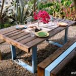 Tips Menata Meja diluar Ruangan untuk Pesta atau BBQ